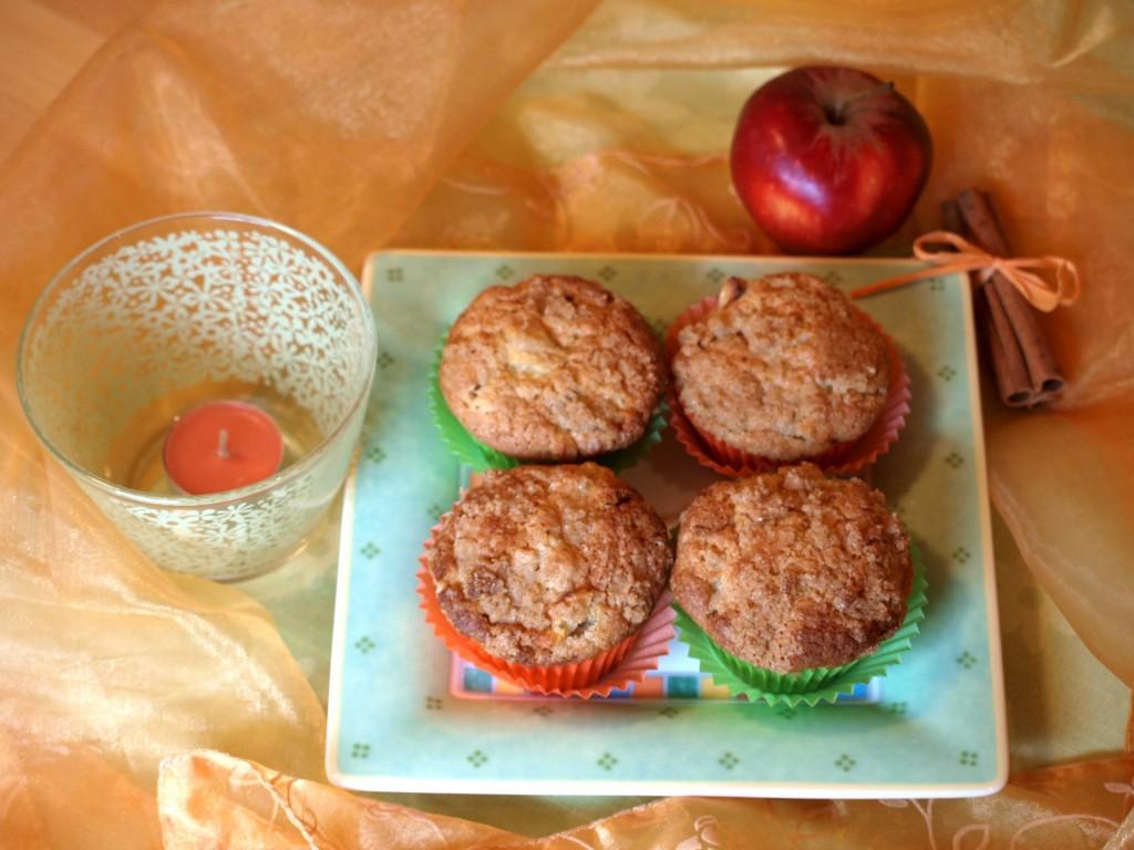 Apfel Zimt Streusel