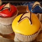 Star Trek Muffins